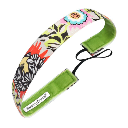 Where the Wild Things Grow Multi Sweaty Bands Non Slip Headband