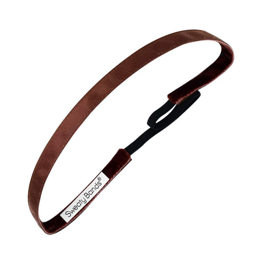 Wicked | Brown | 3/8 Inch Sweaty Bands