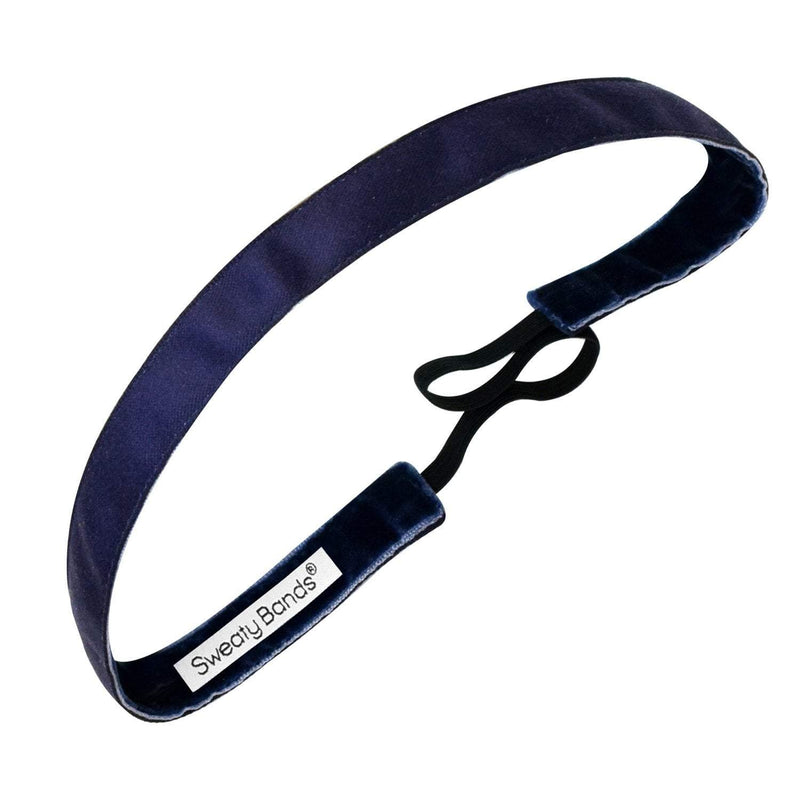 Wicked | Navy | 5/8 Inch Sweaty Bands