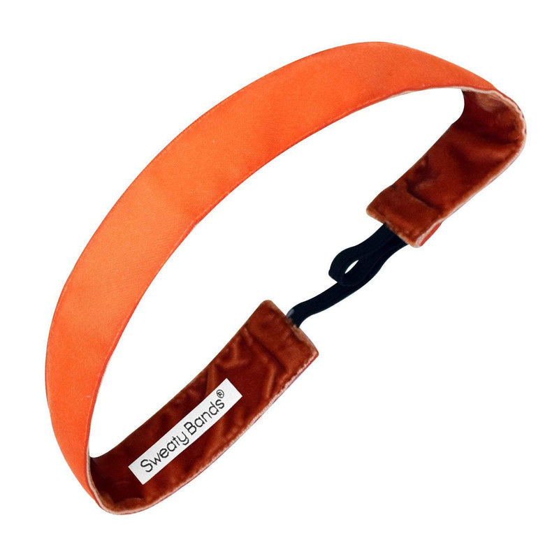 Wicked | Orange | 1 Inch Sweaty Bands