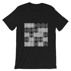 Prospect of a new understanding alternative (unisex t-shirt)