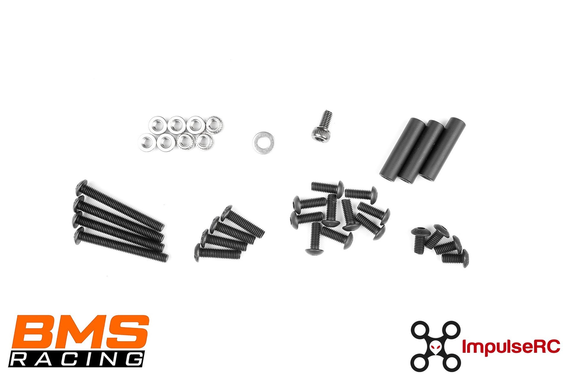 ImpulseRC BMS Racing JS-1 Frame Full Screw Pack - 35pc