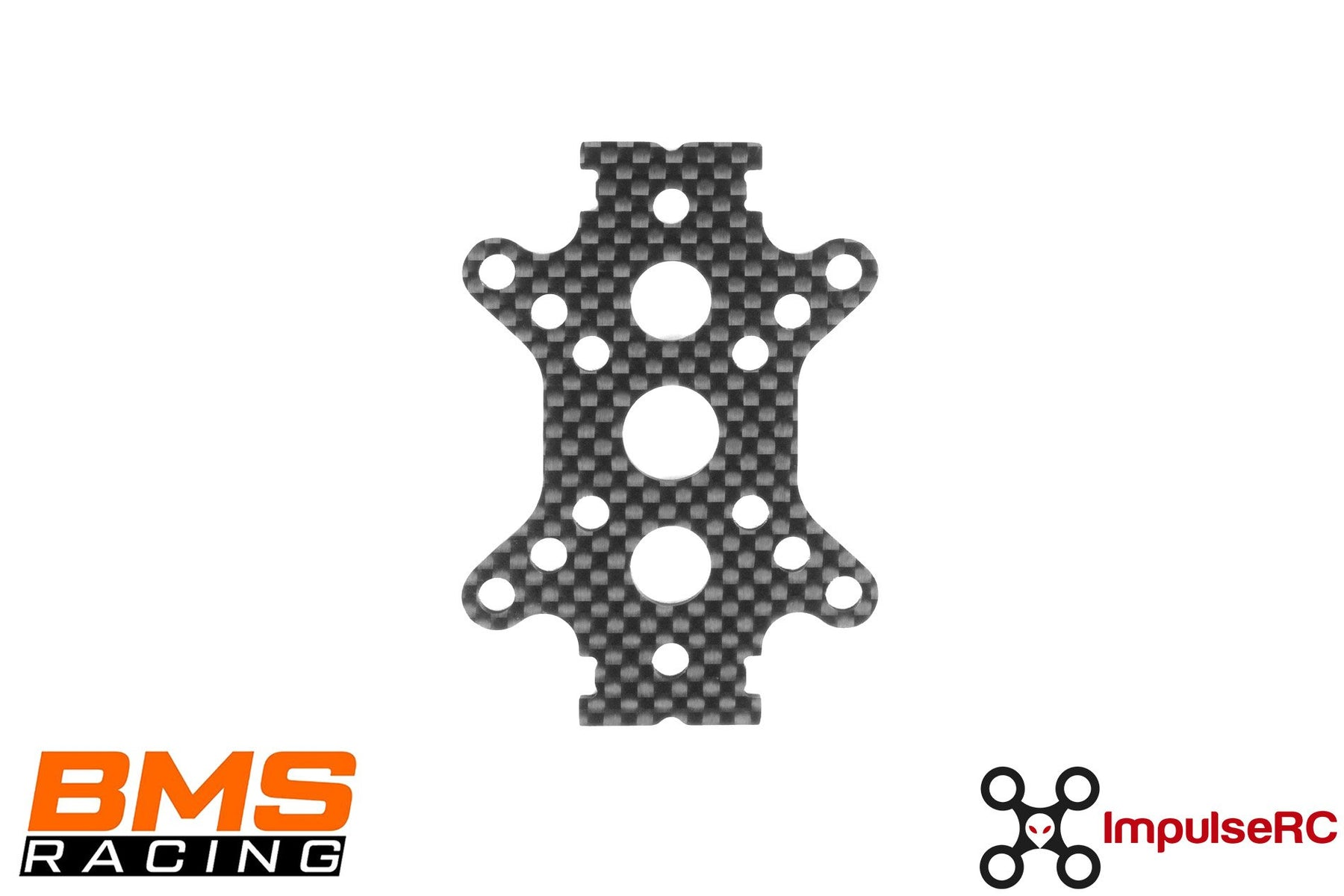 ImpulseRC BMS Racing JS-1 Frame 2mm Carbon Fiber Main Plate