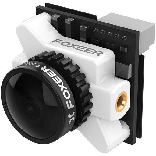 Foxeer Falkor Micro 1.8mm 1200TVL FPV Camera - 3 Colors