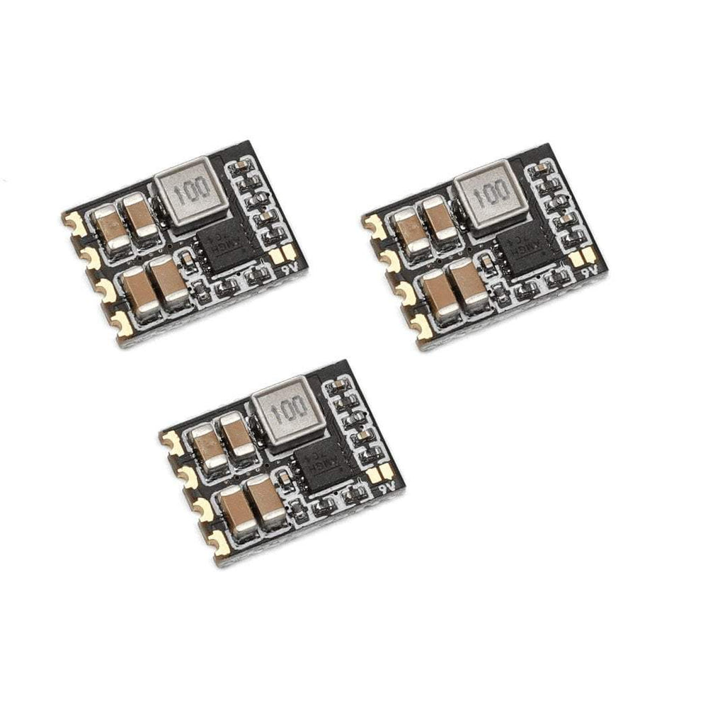 Matek Micro 5V / 9V  2s - 8s BEC - 3pc Set