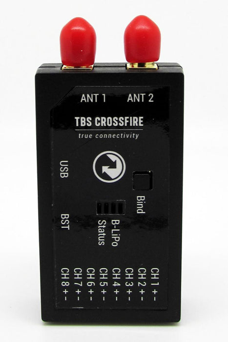 TBS Crossfire 8CH Diversity Receiver (RX)