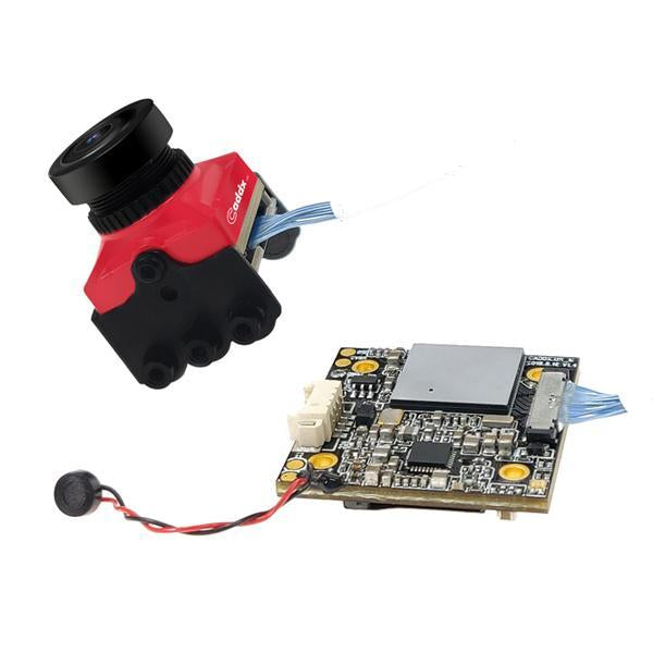 Caddx Turtle V2 Turbo Eye 1.8mm 800TVL FPV Drone Camera - Red - All Items