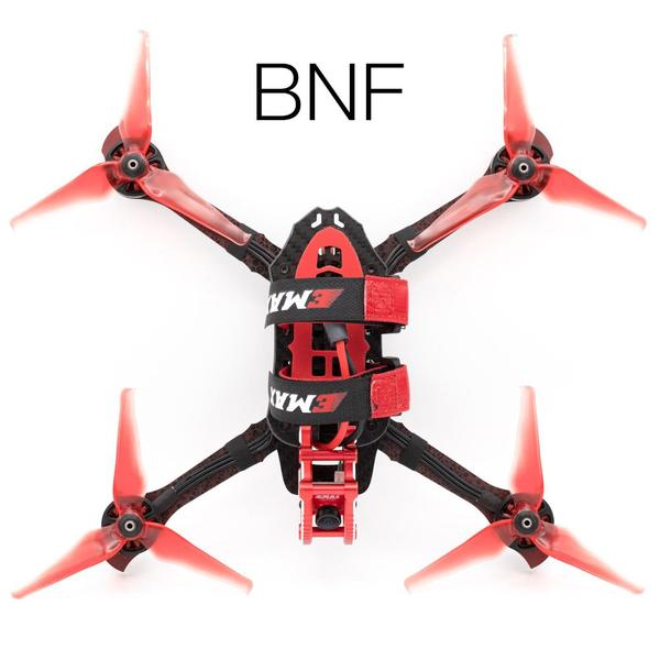 Emax Buzz 2400KV 4s FPV Quadcopter Racing Drone (BNF) - Top