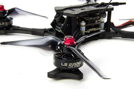 Emax Hawk 5 FPV Racing Drone Bind-N-Fly (BNF) - Close-Up 1