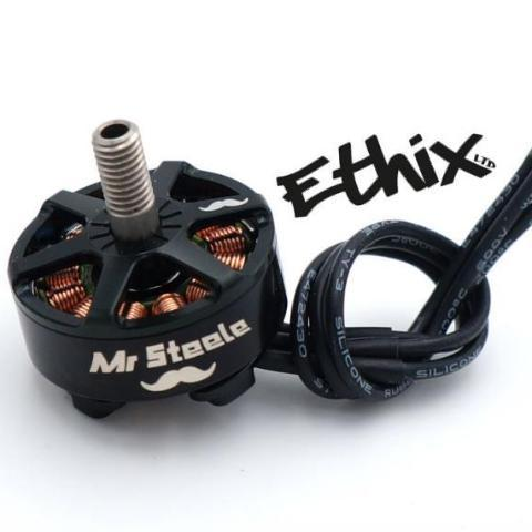 ETHiX Mr Steele 2306 1700KV Quadcopter Drone Stout Motor V2 - Top