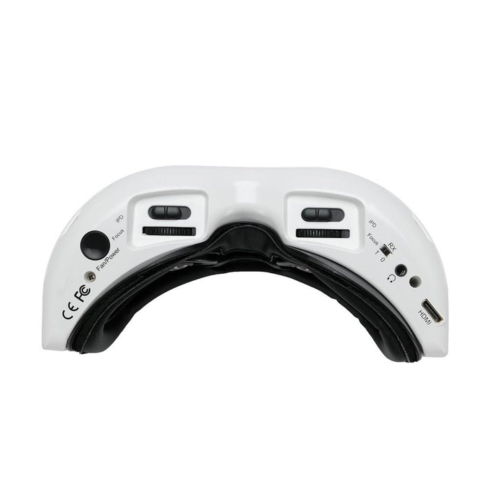 Fat Shark Dominator HDO2 FPV Goggle Headset - Bottom