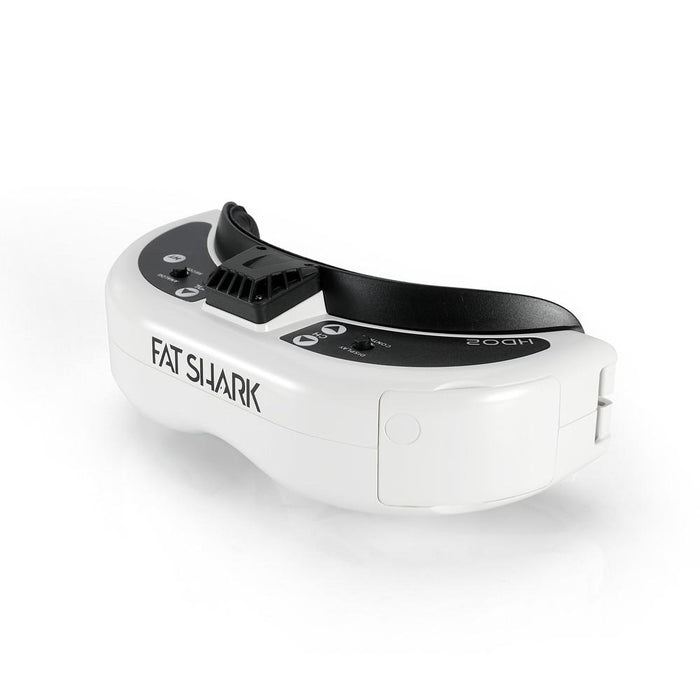Fat Shark Dominator HDO2 FPV Goggle Headset - Front Side