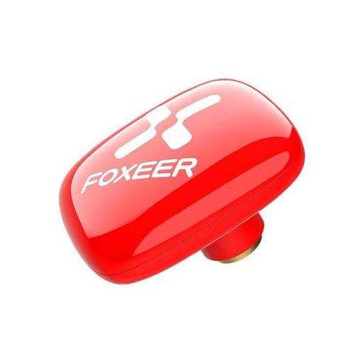 Foxeer Echo FPV Patch Antenna 5.8GHz, RHCP / LHCP, SMA - Red - Front