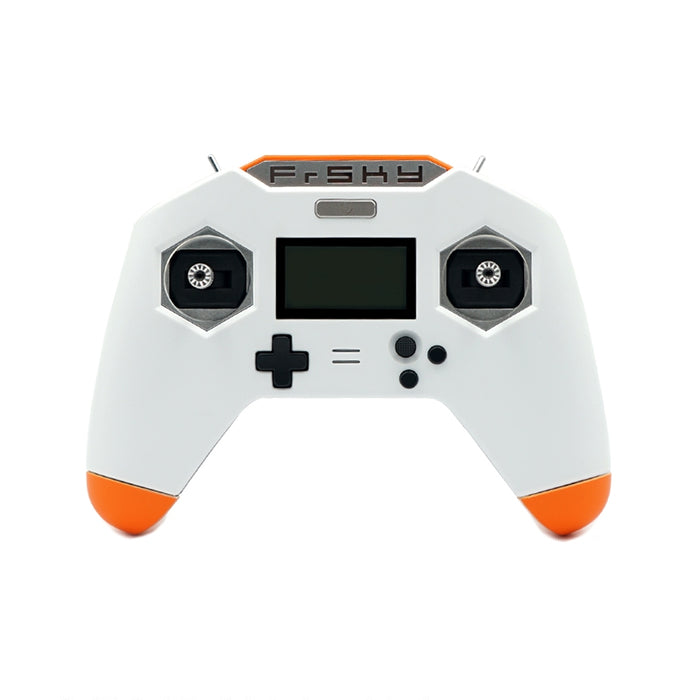 FrSky Taranis X-Lite S 2.4G 24CH Radio Controller - Front - White