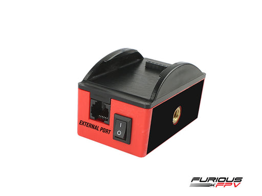 FuriousFPV Dock-King Ground Station & FPV Receiver Combo - Side 1