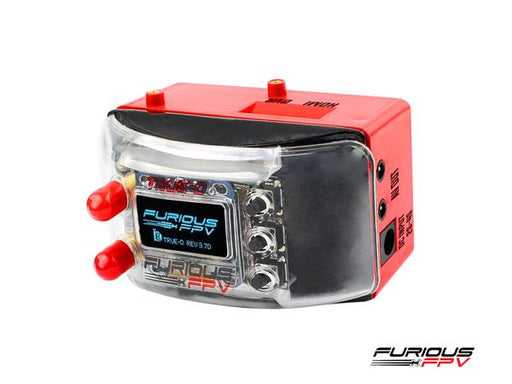 FuriousFPV Dock-King Ground Station & FPV Receiver Combo - Front