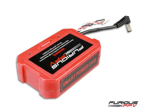 FuriousFPV Smart Power Case - Top