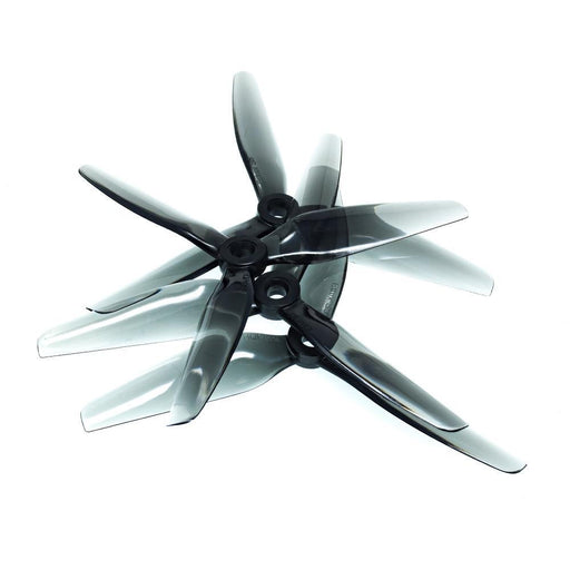 ETHiX S5 Light Grey 5in 3-Blade Propellers - 4pc Set
