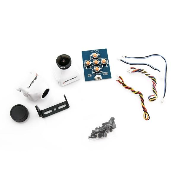 Lumenier Eagle 2 Pro CM-1200 FPV Camera- 800TVL - White - All Items