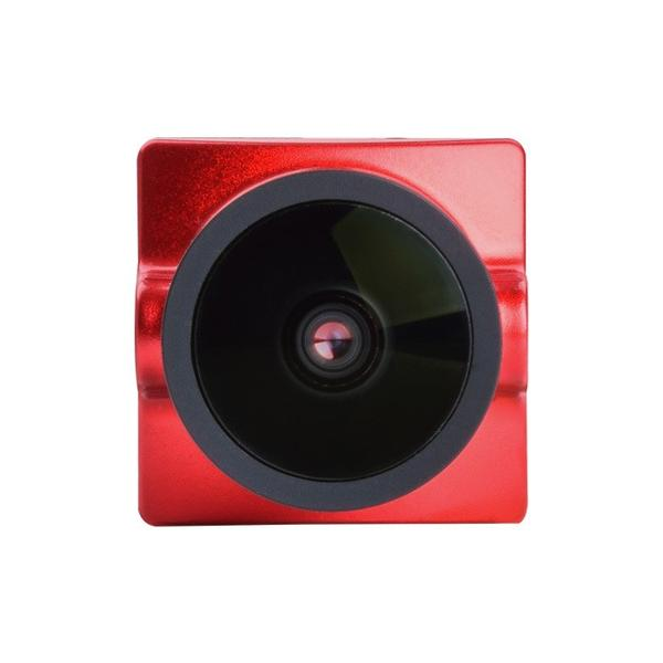 RunCam Eagle Micro 800TVL FPV Drone Camera - Red - Front