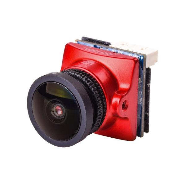 RunCam Eagle Micro 800TVL FPV Drone Camera - Red - Side 1