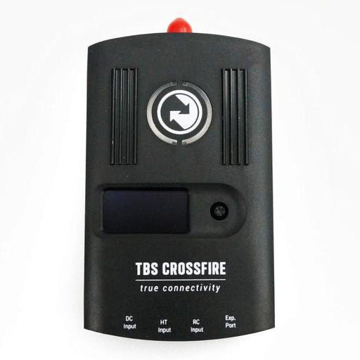 Team BlackSheep Crossfire Transmitter (TX) Long Range R/C Link - Front