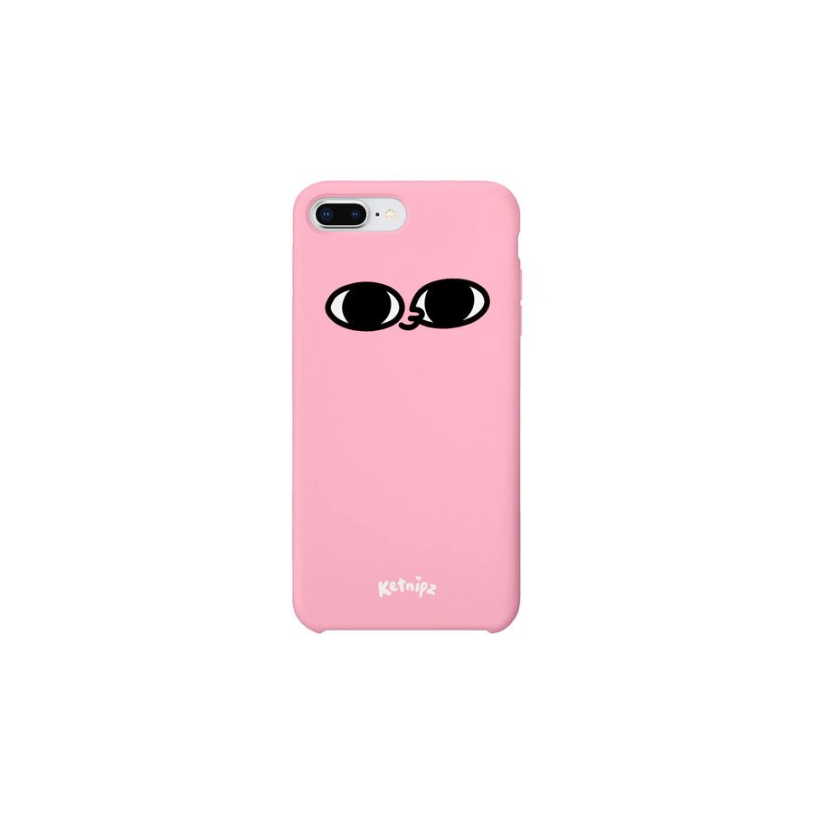 Bean Eyes iPhone Case