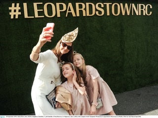 Styling Ideas for Day 1 of Irish Champions Weekend at Leopardstown Racecourse