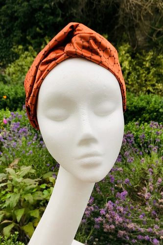 Bella Headband - orange