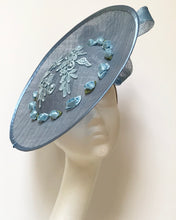 C1 - Blue Headpiece for Hire
