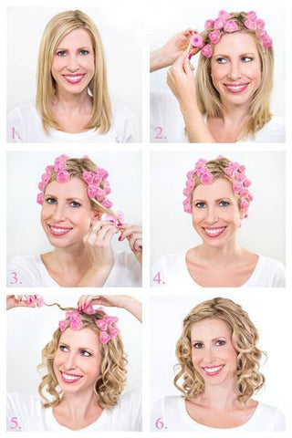New Fashion Hair Curlers - CurlMagic™
