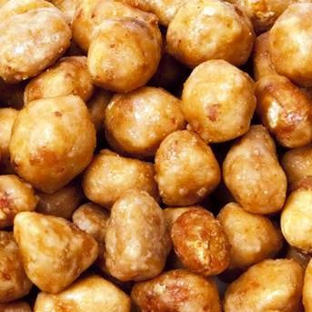 Butter Toffee Peanuts-Manufacturer-Half Nuts