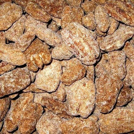 Cinnamon Spiced Pecans-Manufacturer-Half Nuts