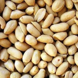 Blanched Peanuts - Roasted, Unsalted-Manufacturer-Half Nuts