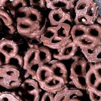 Milk Chocolate Pretzels-Manufacturer-Half Nuts