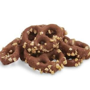 Milk Chocolate Toffee Pretzels