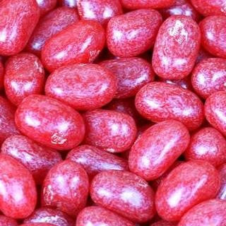Jelly Belly Beans Jewel - Cherry-Half Nuts-Half Nuts