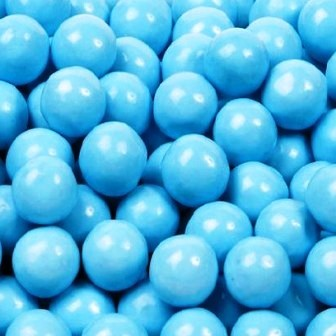 Powder Blue Sixlets-Manufacturer-Half Nuts
