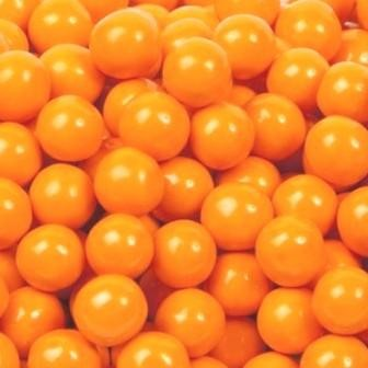 Orange Sixlets-Manufacturer-Half Nuts