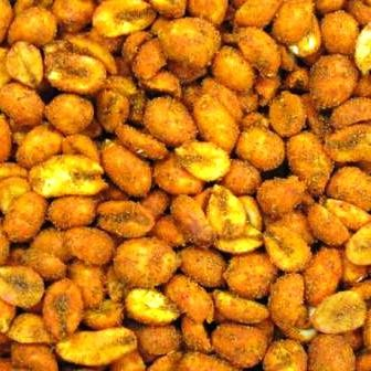 Hot and Spicy Peanuts-Manufacturer-Half Nuts