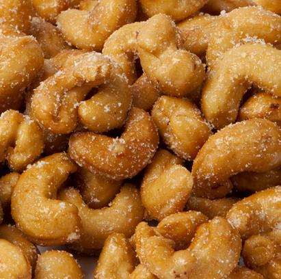 Honey Roasted Cashews-Manufacturer-Half Nuts