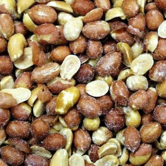 Spanish Peanuts - Roasted, Salted-Manufacturer-Half Nuts