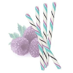 Blue Raspberry Hard Candy Stick