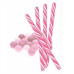 Circus Hard Candy Stick - Bubblegum - Half Nuts