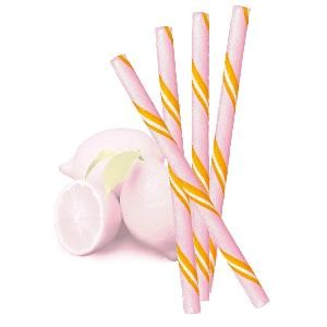 Circus Hard Candy Stick - Pink Lemonade-Half Nuts-Half Nuts