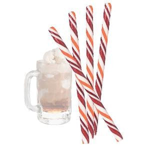 Circus Hard Candy Stick - Rootbeer Float-Half Nuts-Half Nuts