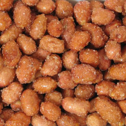Honey Roasted Peanuts-Manufacturer-Half Nuts