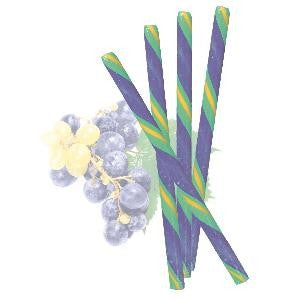 Circus Hard Candy Stick - Sour Grape - Half Nuts