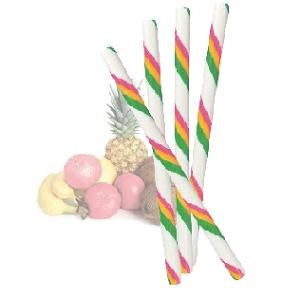 Circus Hard Candy Stick - Tropical Fruit - Half Nuts