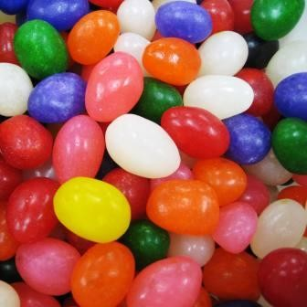 Jelly Beans - Assorted Fruit-Half Nuts-Half Nuts